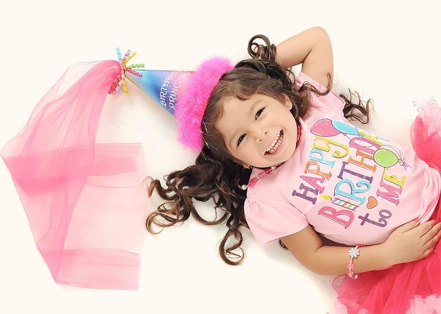 narozeniny holčičky