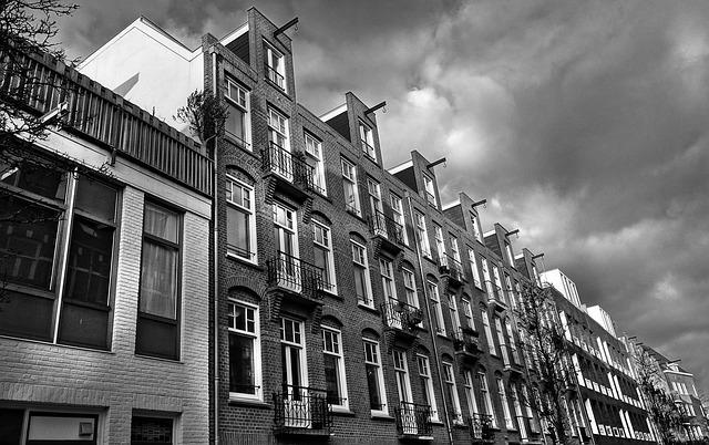 městské bydlení