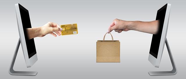nákupy moderní doby