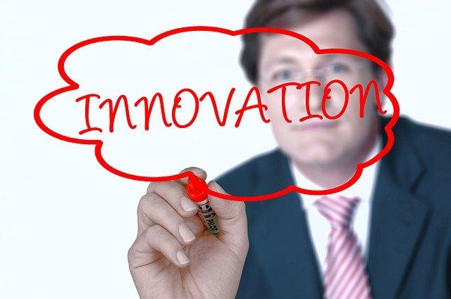 muž a inovace