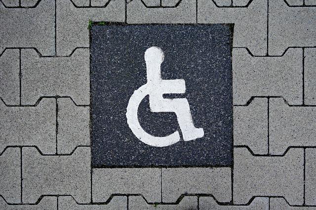 parkování pro invalidy